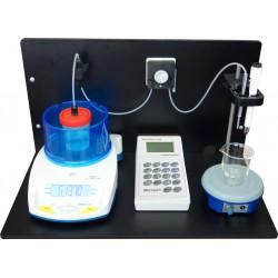 Комплект для высокоточного автоматического кондуктометрического титрования «Титрион-2А»