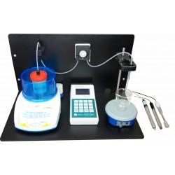Комплект для определения числа нейтрализации нефтепродуктов по ГОСТ 11362 «Титрион-Ойл»