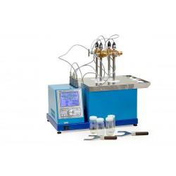 Аппарат автоматический ЛинтеЛ АИП-21 для определения химической стабильности автомобильных бензинов