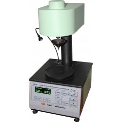 Аппарат ЛинтеЛ ПН-10МК для определения пенетрации пластичных смазок микроконусами