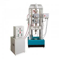 Машина ЛинтеЛ МРП-20 для испытания материалов на разрыв и продавливание