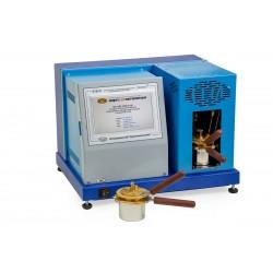 Аппарат автоматический ЛинтеЛ АТВ-21 для определения температуры вспышки в закрытом тигле