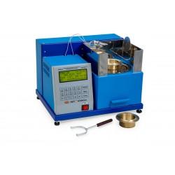 Аппарат автоматический ЛинтеЛ АТВО-20 для определения температуры вспышки в открытом тигле