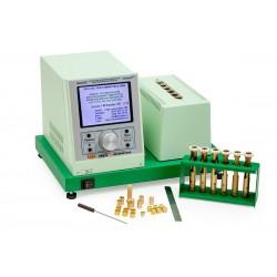 Аппарат ЛинтеЛ КАПЛЯ-20Р для определения температуры каплепадения нефтепродуктов