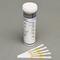 Биоскан - Пента, Биоскан, уп.100 шт (Полоски индикаторные для определения скрытой крови, кетонов, глюкозы, белка и рН в моче)