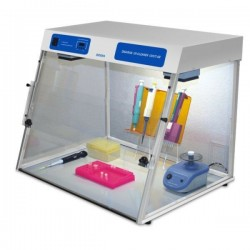 ПЦР-бокс UVC/T-AR для стерильных работ с УФ-рециркулятором, Biosan