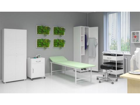Медицинская мебель высокого качества – визитная карточка Вашей клиники