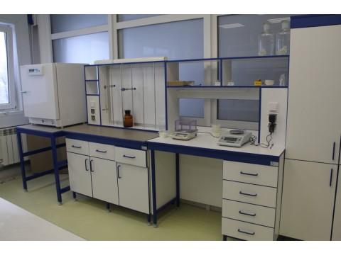 Лабораторная мебель - как правильно выбрать для Вашей лаборатории?