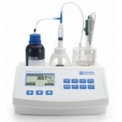 Минититратор Hanna HI84530 для определения титруемой кислотности