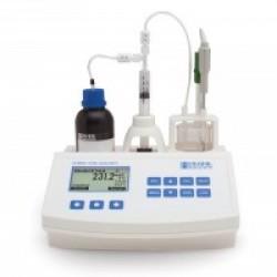 Минититратор Hanna HI84531 для определения титруемой щелочности