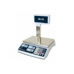 MAS MR1-30P - Торговые электронные весы