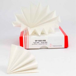 Плотные беззольные бумажные фильтры Hahnemühle 1505, Ø 150 мм
