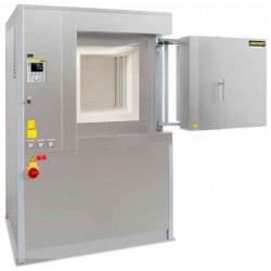 Высокотемпературная печь с изоляцией огнеупорным легковесным кирпичом Nabertherm HFL 160/16/P470, 1600°С