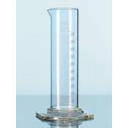Цилиндр мерный DURAN Group 2000 мл, низкий, шестигранное основание, стекло