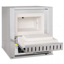 Печь муфельная профессиональная Nabertherm L 5/11/B410 с откидной дверью, 1100°С