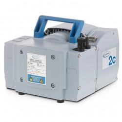 Мембранный насос Vacuubrand MZ 2С NT, 2,0 м3/час, вакуум до 7 мбар