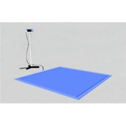 ВСП4-3000.2 В9-1012 - Промышленные электронные платформенные врезные весы с 4 датчиками