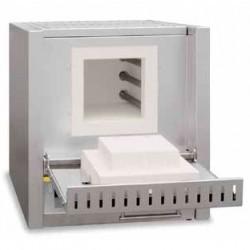 Высокотемпературная печь с нагревательными элементами из SiC Nabertherm LHTC 08/16/C450 с откидной дверью, 1600°С