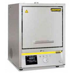 Высокотемпературная печь с нагревательными элементами из MoSi2 Nabertherm LHT 02/16/P470, 1600°С