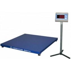 ВСП4-3000.2 А9-1215 - Промышленные электронные платформенные весы с 4 датчиками