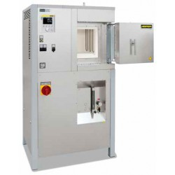 Высокотемпературная печь с волокнистой изоляцией Nabertherm HT 40/17/P470, 1750°С