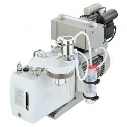 Гибридная вакуумная система Welch (Ilmvac) Chemvac P 12 Z - 301, 11 м3/ч, вакуум до 2?10-3 мбар (Артикул 109031)