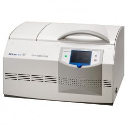 Центрифуга лабораторная Sigma 4-16KHS, большого объема, с охлаждением и нагревом