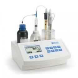 Минититратор Hanna HI84529 для определения кислотности молочных продуктов