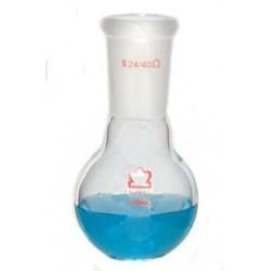 Колба круглодонная Kimble 50 мл, прочная, 24/40, стекло (Артикул 601000-0124)