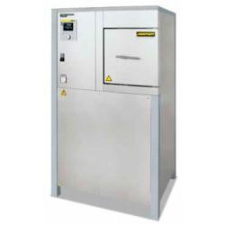 Высокотемпературная печь с изоляцией огнеупорным легковесным кирпичом Nabertherm HFL 40/16/P470, 1600°С