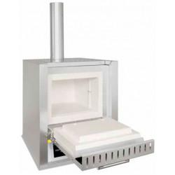 Печь для озоления Nabertherm LV 3/11/B410 с откидной дверью, 1100°С