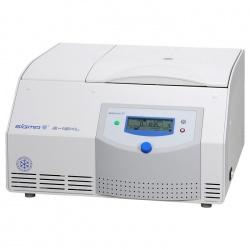 Центрифуга лабораторная Sigma 2-16KHL, универсальная, с охлаждением и нагревом