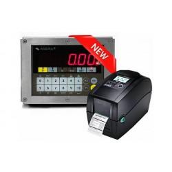 ВТП-ВТ-1А-IP65-USB/Ethernet-Принт - Платформенные весы аксессуары и опции терминалы