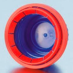 Крышка DURAN Group GL45, сине-красная, PP