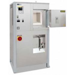 Высокотемпературная печь с волокнистой изоляцией Nabertherm HT 128/16/P470, 1600°С