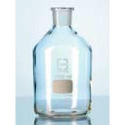 Бутыль DURAN Group 2000 мл, NS29/32 узкогорлая, без пробки, бесцветное стекло