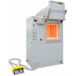 Высокотемпературная печь с волокнистой изоляцией Nabertherm HT 450/17/P470, 1750°С