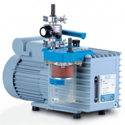 Пластинчато-роторный насос Vacuubrand RZ 6 +FO +VS 16, 5,7 м3/час, парц. вакуум 4 x 10-4 мбар