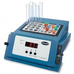 Блочный нагреватель Stuart SBH130D, 2 блока, цифровое управление, 130°C (Артикул 36610-11)