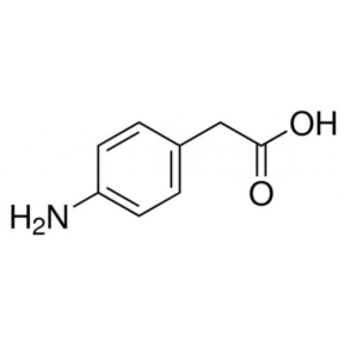 4-аминофенилуксусная кислота, 98%, Acros Organics, 100г