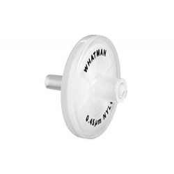 6786-0402 Шприцевые фильтры Puradisc, нейлон, диаметр 4 мм, размер пор 0.2 мкм, стерильно, 50 шт/упак