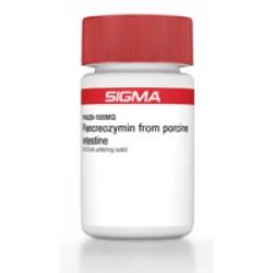 Панкреозимин из кишечника свиньи 2-6 Критических единиц / мг твердого вещества Sigma P4429