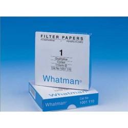 1001-325 Фильтровальная бумага Grade 1, диаметр 25 мм, толщина 0.18 мм, 100 шт/упак
