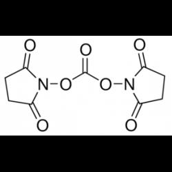 N, N-дисукцинимидилкарбонат, технологий. 85%, остаток N-гидроксисукцинимид, Alfa Aesar, 5g