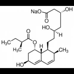 Гидрат натриевой соли правастатина 98% (ВЭЖХ), порошок Sigma P4498