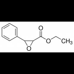 Этил 3-фенилглицидат, 90%, смесь цис и транс, Acros Organics, 50мл
