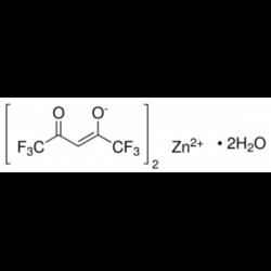 Цинк гексафтор-2, 4-пентандионат дигидрат, Alfa Aesar, 5г