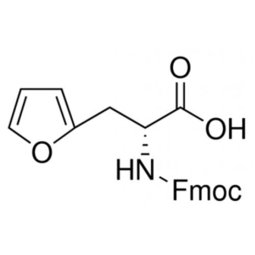 (R)-N-FMOC-(2-фурил)аланин, 95%, 98% ee, Acros Organics, 500мг