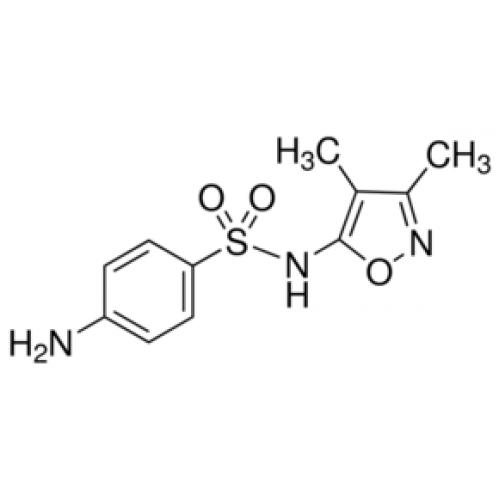 Sulfизоксазол, 99%, Acros Organics, 100г