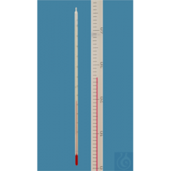 Термометр Amarell ASTM 114 C, -80...+20/0,5°C (Артикул A301530-TOL)